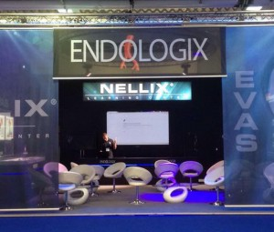 Endologix Stand, Charing Cross Exhibition