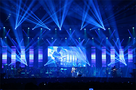 Event and Stage Lighting in London
