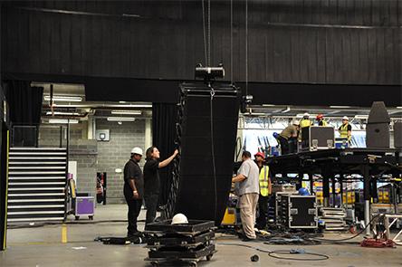 Hire Sound Production Services London