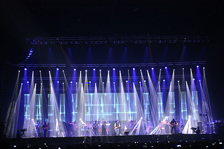 Our London Lighting Production Services