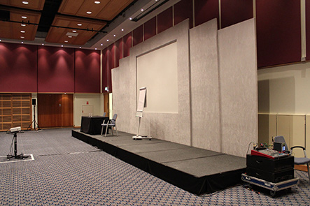 Stage & Equipment Hire in London