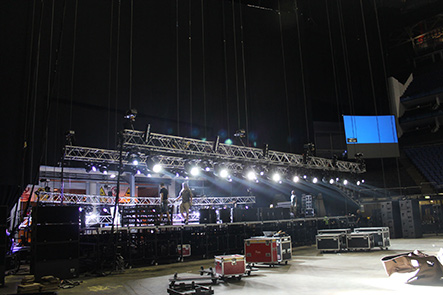 Rigging Equipment Hire in London