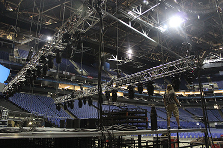 Our London Rigging Production Services