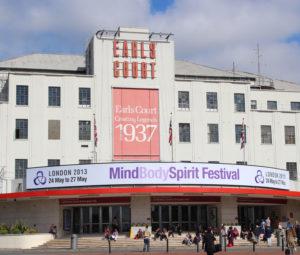 Mind Body Spirit Festival London 2013